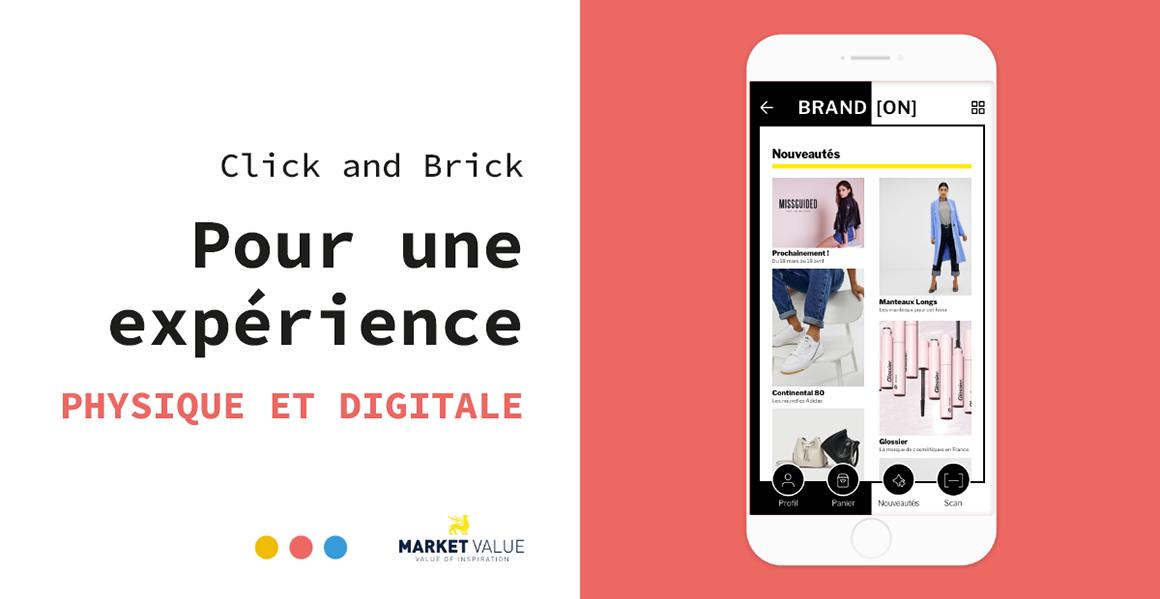 Le Click & Collect qui pense au digital mais n'oublie pas la boutique