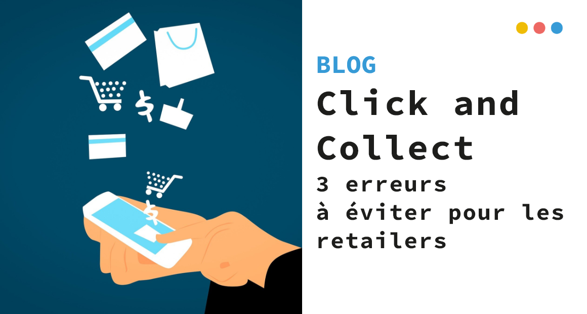 affiche article de blog click and collect