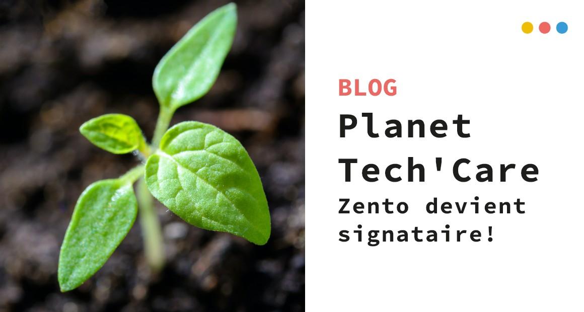 Signature manifeste Planet Tech'Care