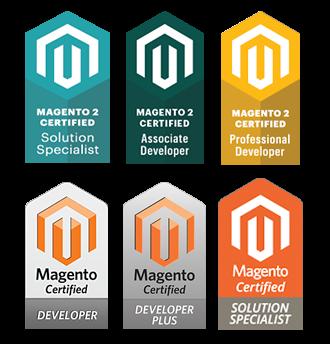 Certifications Magento 2